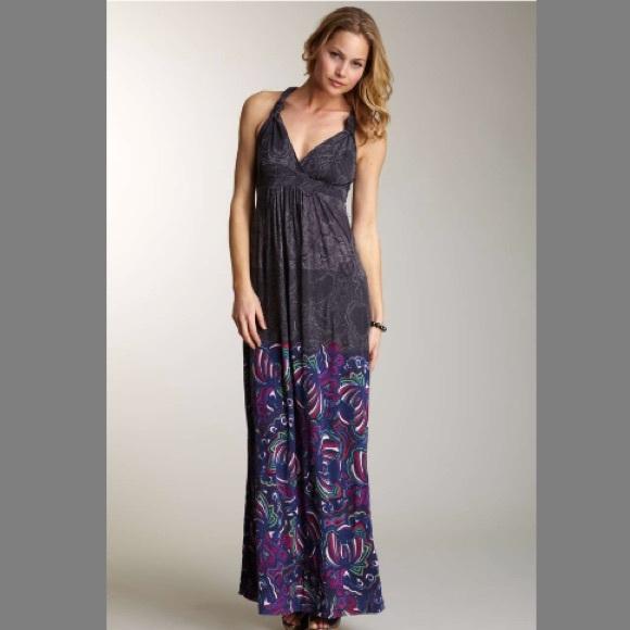 Dept Maxi Jurk.Dresses Dept Jersey Knit Maxi Tank Dress M Petite Poshmark